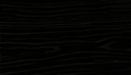 Black Wood Acrylic High Gloss/Silver (MDF)