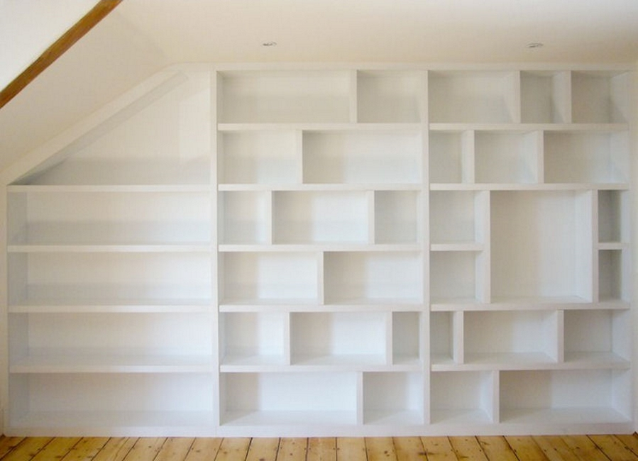 Bespoke Studies Home Offices And Shelves In London And