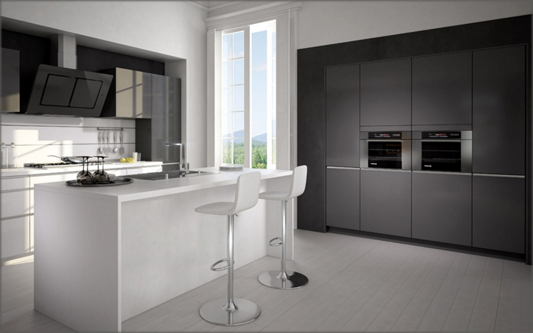 Bespoke kitchens in london and kent yk joinery uk for Modern kitchen company