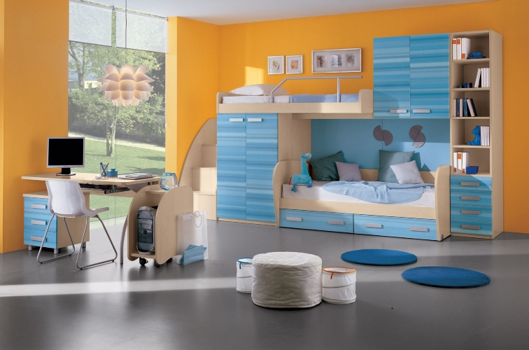 Fitted Children S Bedrooms And Bedroom Furniture In London And Kent Yk Joinery Uk