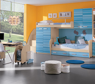 Children's Fitted Bedrooms